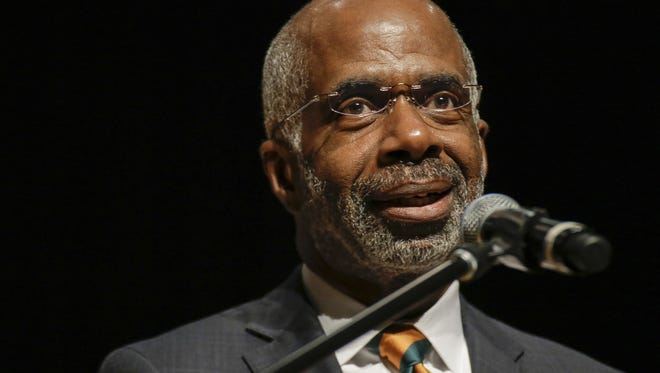 Larry Robinson is expected to be confirmed president at FAMU by the Board of Governors on Thursday, Jan. 25, 2018.