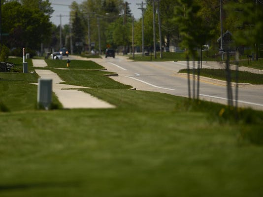 GPG Sidewalk proposal in De Pere