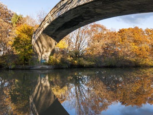 Olmsted bridge