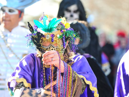 Third annual Mardi Gras at the Knights of Columbus in Carmel is on Feb. 20.