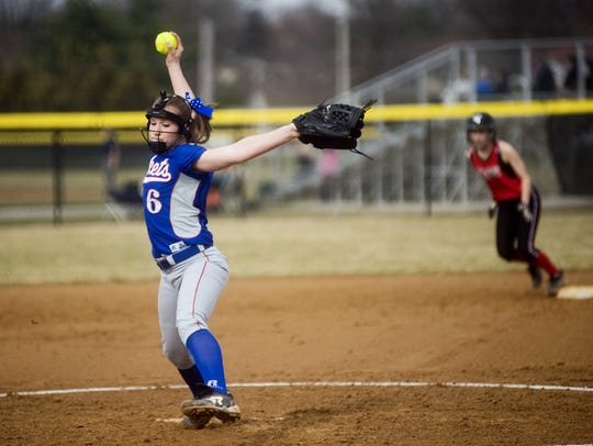 Julia Wivell, Spring Grove, jr.   The Rockets will