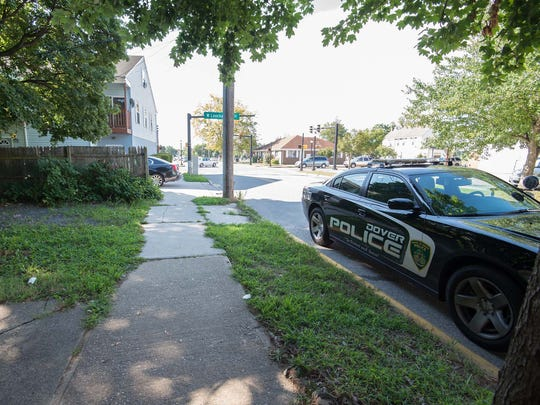 The sight of a Dover Police Department cruiser has become all too familiar to residents living near downtown. So far in 2017, there have been 16 people shot in the city, with two homicides and one attempted homicide.