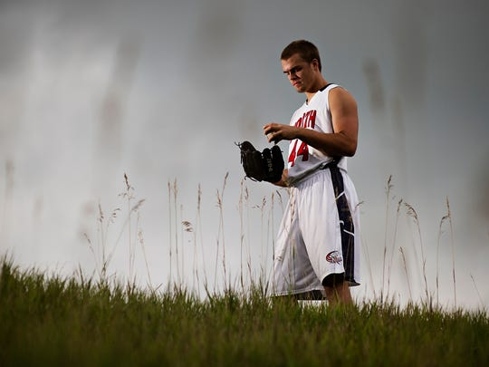 Former Sioux City North star Daniel Tillo, a former Register boys athlete of the Year,  was taken with the 90th overall pick by the Kansas City Royals.