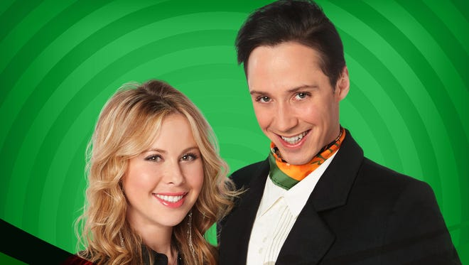 Tara Lipinski and Johnny Weir have a podcast out just in time for the Rio Games.