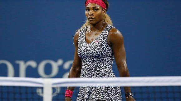 AP 2014 US OPEN TENNIS S TEN USA NY