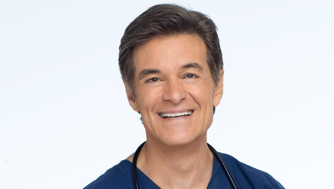 Dr. Oz will make two stops in Rockland Saturday to tape segments for his show.