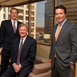 David Williams, Michael Tokarz and Harrison Mullin of MVC Capital, Inc.