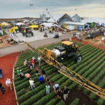 Frugal farmers see bit brighter forecast for income