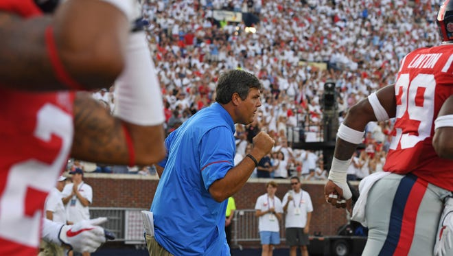 Matt Luke has reportedly made another addition to his staff with former Ole Miss player and Oregon corners coach Charles Clark.