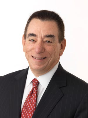 This undated photo provided by Regeneron Pharmaceuticals shows CEO Leonard Schleifer.