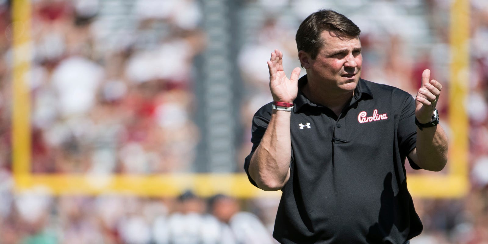 Will Muschamp's observations, standouts from Gamecocks' first August scrimmage