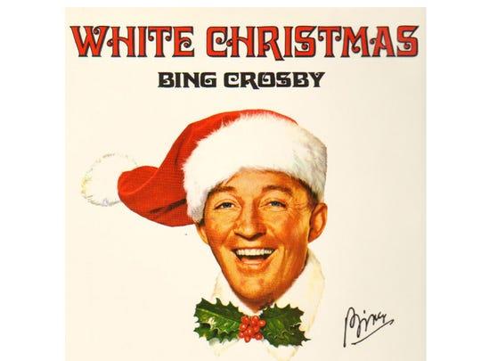 Bing Crosby's White Christmas album.
