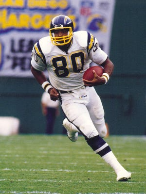 Kellen Winslow plays for the San Diego Chargers