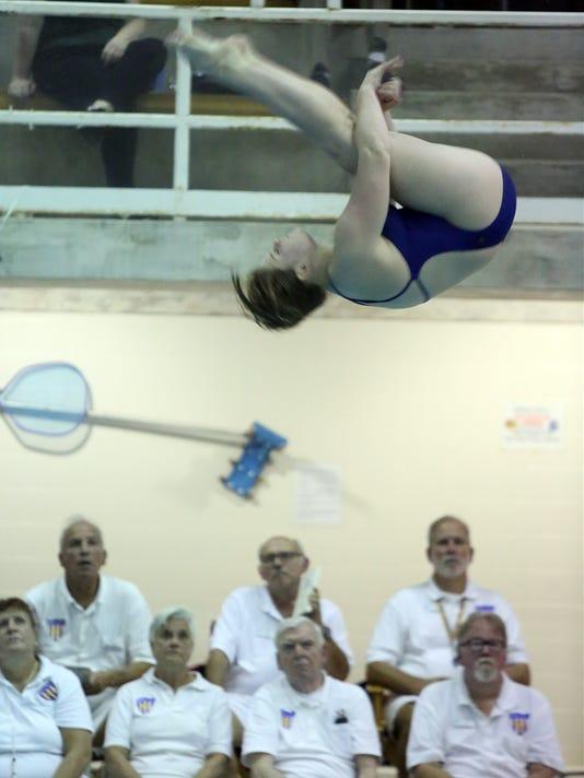Diving Championships