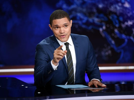 "Trevor Noah, ""The Daily Show"" host, performed comedy in Nov. 2017 in Springfield. A former executive producer of the show, Rory Albanese, is doing three standup-comedy shows Dec. 15 and 16, 2017, at Blue Room Comedy Club."