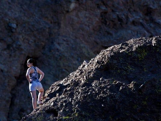 Camelback Mountain rescues