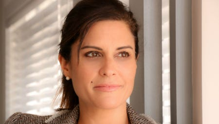 Femfessionals founder and CEO Violette de Ayala.