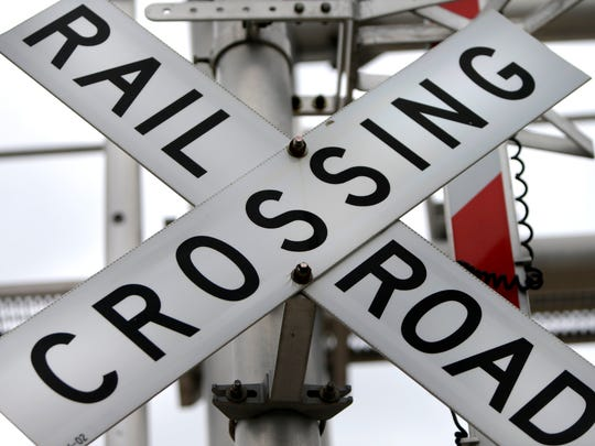 If you see tracks, think trains. Rail is getting safer,