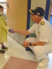 U.S Navy Admiral 1 6