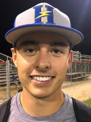 Pitcher/infielder Jacob Bowles, a sophomore at the University of Southern Indiana, has returned for his second season with the Henderson Flash.