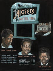 """""""1967: Death in the Algiers Motel and Beyond,"""" 2017,"""