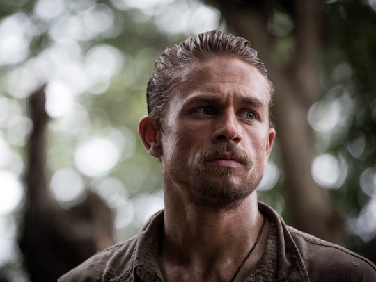 Col. Percival Fawcett (Charlie Hunnam) is obsessed