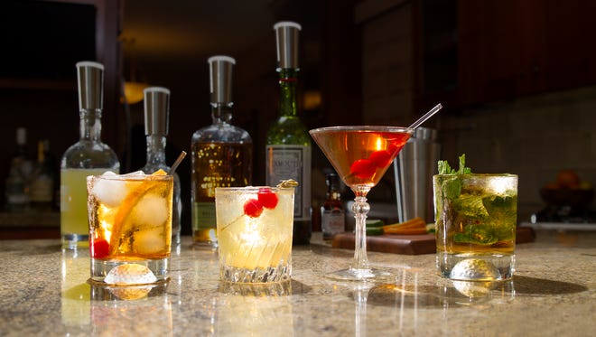 With a ticket, participants receive two craft cocktails, hors d'oeuvres, and music by Eva and the Swizzle Sticks at THELMA's Art of the Cocktail. Interactive workshops will also take place.