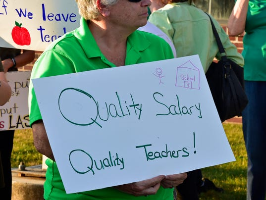 CASD teachers board continue contract talks after failing to – Teacher Agreement Contract