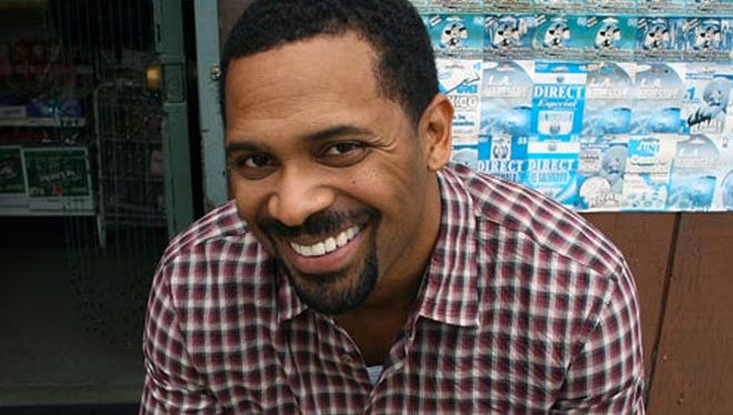 Comedian Mike Epps hosts the Live 101.5 Laugh Out Loud Live show this week.