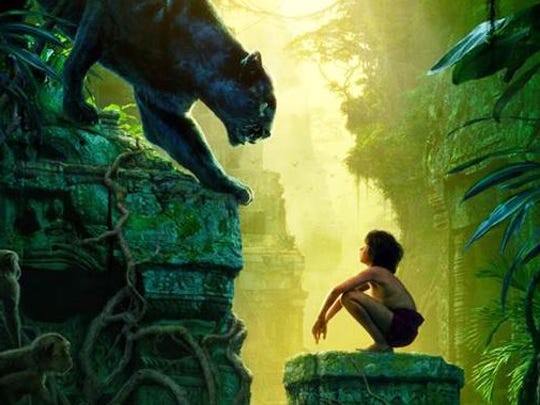 """The Jungle Book"" (Not yet rated): And why again? A live-action version of the beloved animated classic, both of which are based on the Rudyard Kipling book. Mowgli (Neel Sethi) is an orphan raised in the jungle by animals. Of course, you knew that. Voice talent for the animals includes Scarlett Johansson, Idris Elba and Bill Murray, among many others. Still, it's going to be hard to improve on the original."