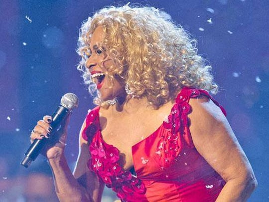 Darlene Love will perform at the Grand Theater Nov. 29, singing some of her signature holiday music.