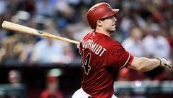 Arizona Diamondbacks first baseman Paul Goldschmidt