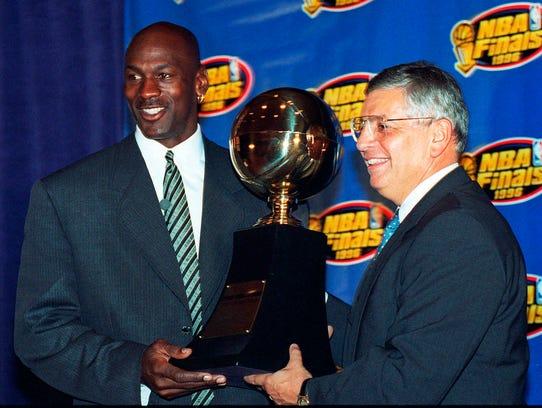 David Stern leaves as 'No. 1 reason' for NBA success