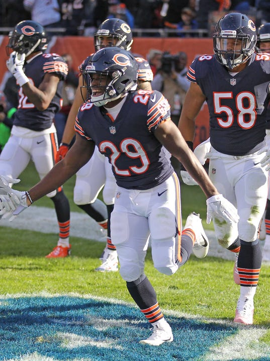 USP NFL: SAN FRANCISCO 49ERS AT CHICAGO BEARS S FBN CHI SF USA IL