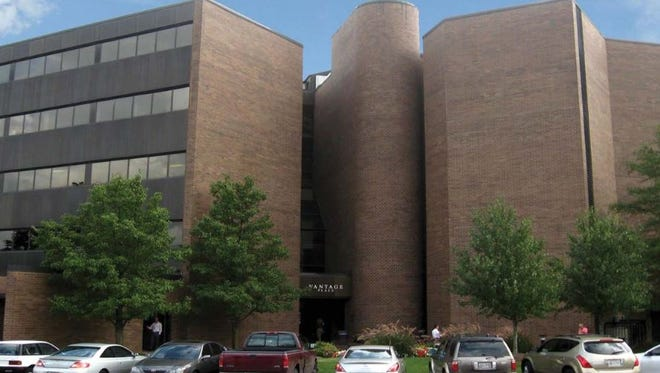 The building at 44 Vantage Way is 92 percent leased.