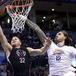 Griffin scores 25 to help Clippers beat Thunder 110-108