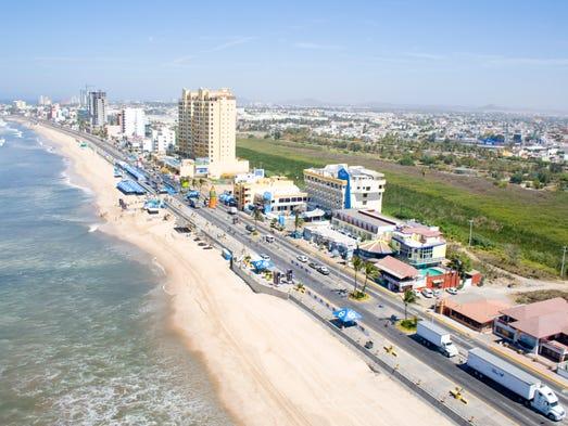 Mazatlán is known as a budget-friendly destination