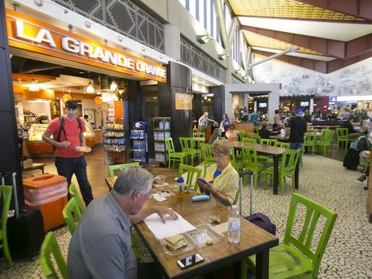 La Grande Orange Cafe Phoenix Airport
