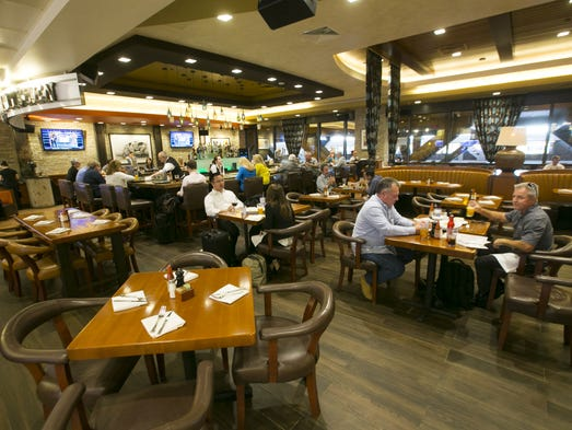 Phoenix sky harbor airport dining guide for Chelsea s kitchen phoenix