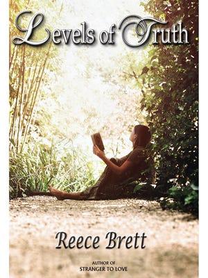 """""""Levels of Truth"""" was written by Judi Brett, alocal author writing as Reece Brett."""
