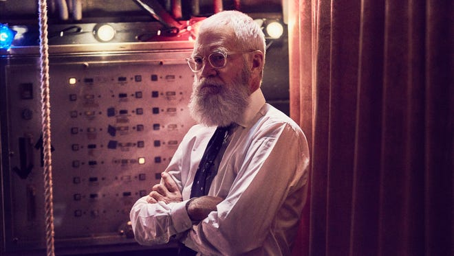"""David Letterman returns to TV with """"My Next Guest Needs No Introduction."""""""