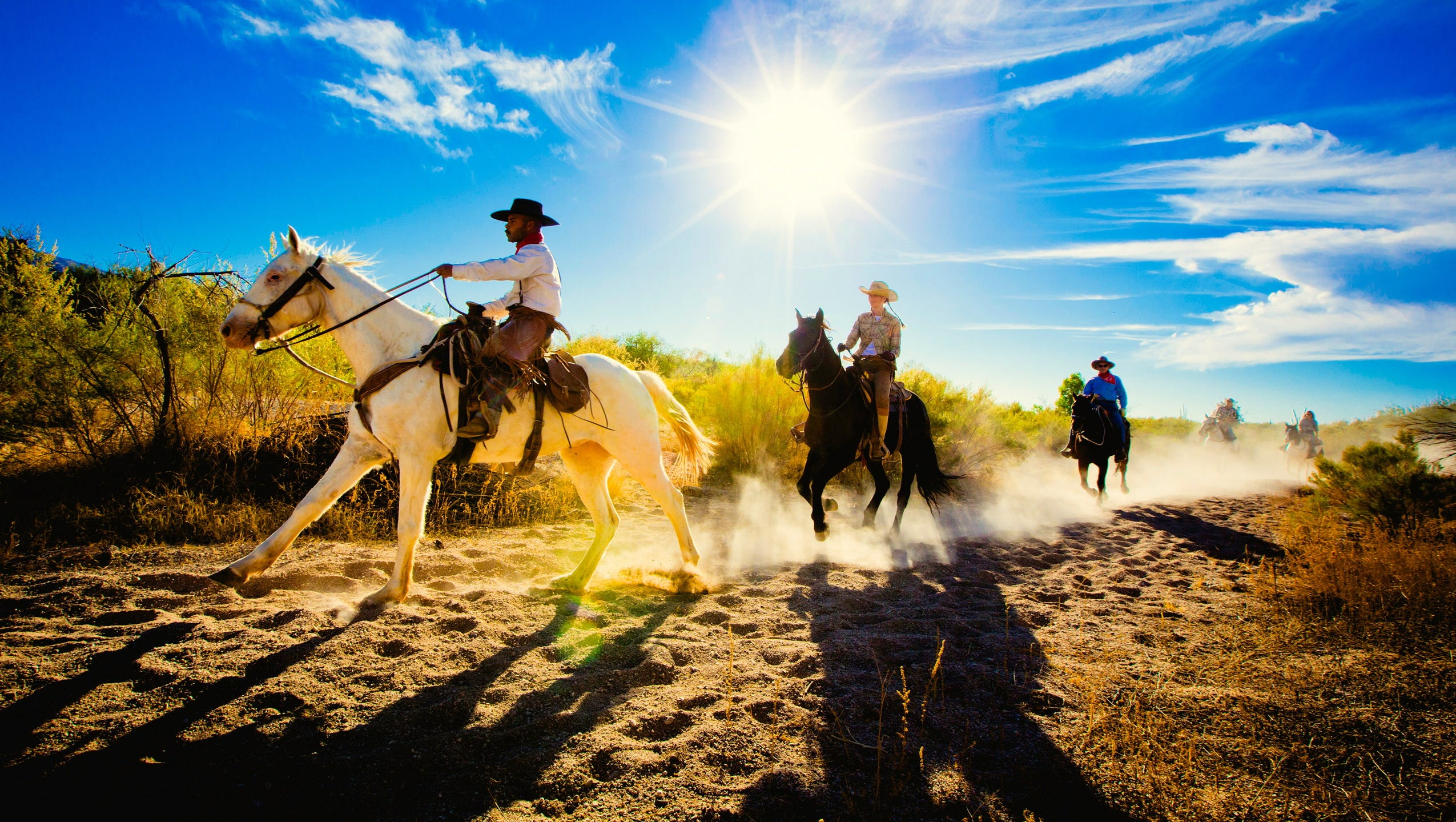 10 great dude ranches across North America