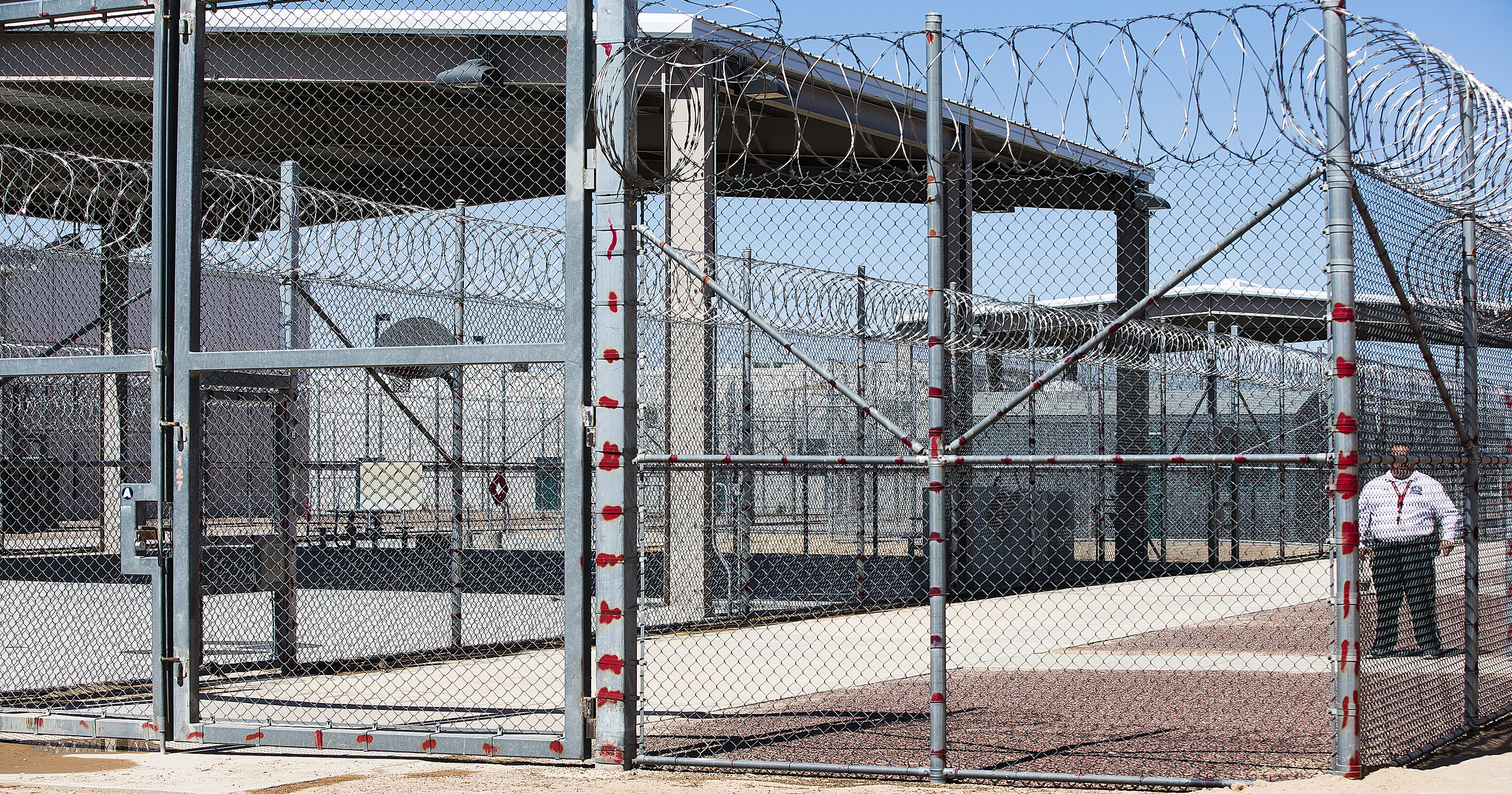Private prison expanding in Eloy
