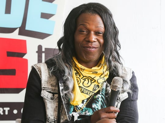 Big Freedia will perform on Nov. 4 at Old National Centre.