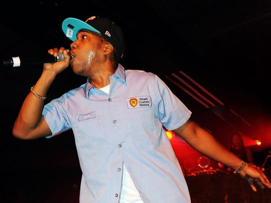 Curren$y will perform on Nov. 24 at the Emerson Theater.