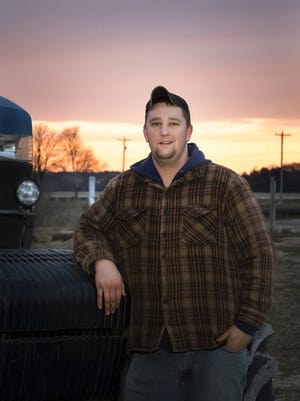 Manitowoc Lincoln High School senior Joe Powalisz is completing his second year of the Manitowoc County Youth Agriculture Apprenticeship program at Meadowbrook Dairy farm near Francis Creek. His apprenticeship has led to a love of farming.
