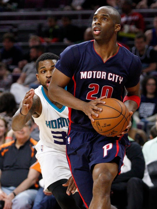 NBA: Charlotte Hornets at Detroit Pistons