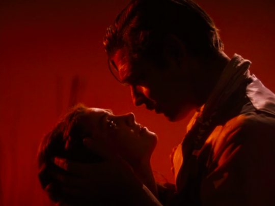 """Vivien Leigh and Clark Gable star in """"Gone with the Wind."""""""