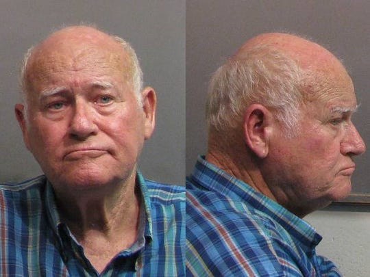 James Edward Dickens, 81, was indicted Thursday. He