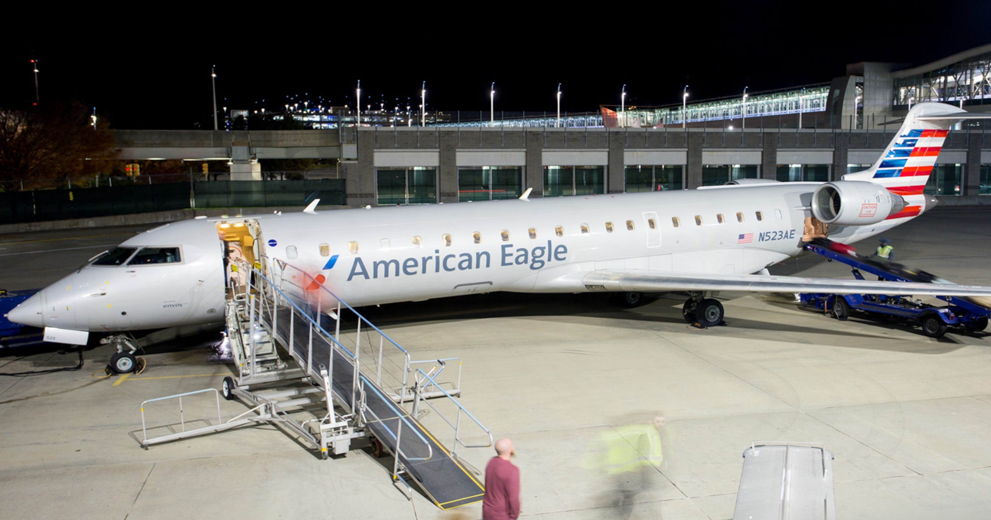 American Airlines Meltdown At Psa Airlines Affiliate
